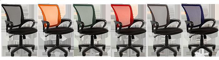 Офисное кресло chairman 969 купить в Екатеринбурге